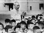 Président Ho Chi Minh, le plus cher oncle des enfants vietnamiens
