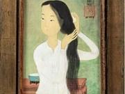 Exposition du peintre Mai Trung Thứ en France