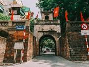 La porte Quan Chuong – témoigne historique de Hanoï