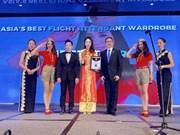 Vietjet Air : Meilleur uniforme d'hôtesse de l'air de l'Asie