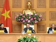 Vers le 13e Congrès du Parti : réunion du sous-comité socioéconomique