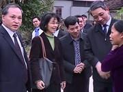Le PNUD offre 340 maisons à des pauvres de Thanh Hoa