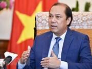 L'envoyé spécial du Premier ministre en visite au Myanmar