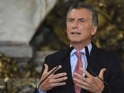 La visite d'Etat du président Mauricio Macri renforcera le partenariat intégral Vietnam-Argentine