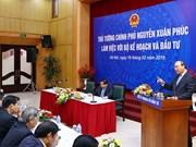 Le ministère du Plan et de l'Investissement s'efforce de créer un environnement commercial équitable