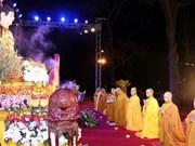 Hai Duong : Fête Liên Hoa Hôi Thuong à la pagode Côn Son