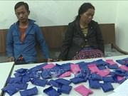 Arrestation de deux trafiquants laotiens de drogue synthétique  