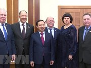 Le Vietnam renforce la coopération avec les groupes de députés d'amitié du Parlement russe