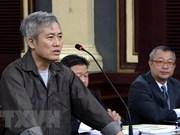 Ho Chi Minh-Ville : Procès en appel pour « Activités subversives contre le pouvoir populaire »