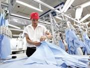 Textile et chaussure: les capitaux sud-coréens continuent d'affluer au Vietnam