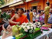 Le Premier ministre félicite les Khmers à l'occasion du Tet Chol Chnam Thmay