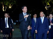 Premier ministre Mark Rutte : Le peuple vietnamien a un ami en Europe