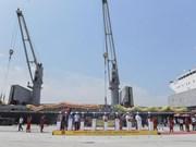 Le groupe Hoa Sen exporte 15 000 tonnes de tôle sur le marché mexicain