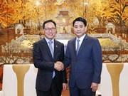 Hanoi facilitera la construction du centre de recherche et de développement de Samsung