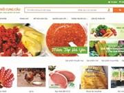 Les agriculteurs de Thanh Hoa ont leur marché en ligne