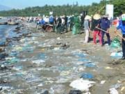 Combat contre les déchets plastiques: l'heure est à l'urgence