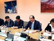 Vietnam et Russie promeuvent la coopération pour édifier l'e-gouvernement