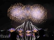 La ville de Da Nang prête pour le 10e festival international de feux d'artifice