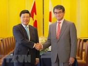 Le Vietnam et le Japon renforcent la connectivité entre les deux économies