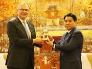 Hanoi est prête à aider les investisseurs danois