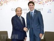 Le PM rencontre des dirigeants mondiaux en marge du sommet du G20 à Osaka