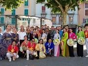 Le Vietnam au Festival du folklore mondial 2019