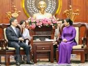 Promouvoir la coopération entre Ho Chi Minh-Ville et la ville de Hangzhou (Chine)