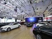 Hô Chi Minh-Ville: rendez-vous en octobre pour 14 grandes marques d'automobiles