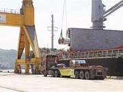 Le port de Nghi Son favorise l'import-export grâce à sa nouvelle ligne de fret