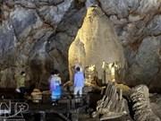 La grotte Thien Duong établit un record d'Asie pour des stalactites et des stalagmites magnifiques