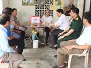 Activités à l'occasion de la Journée des invalides et des morts pour la Patrie