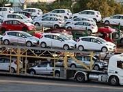 1er semestre: Les importations nationales de véhicules ont le vent en poupe