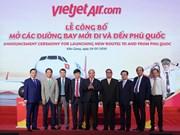 Vietjet exploite six lignes aériennes aller-retour à Phu Quoc