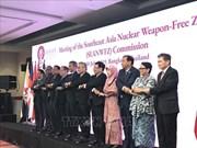 Le Vietnam à la Conférence du Comité du SEANWFZ