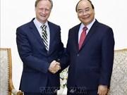 Le Premier ministre reçoit le chef de la délégation de l'UE