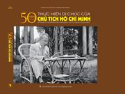 Un livre présente les 50 ans de mise en œuvre du Testament du Président Ho Chi Minh