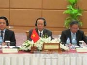 Coopération Vietnam-Laos-Cambodge dans la lutte contre la drogue