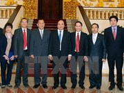Le Premier ministre salue la coopération entre la VNA et la KPL