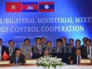 Déclaration commune Vietnam-Laos-Cambodge sur la lutte contre la drogue