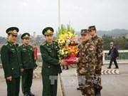 Vietnam et Chine effectuent une patrouille commune sur le fleuve Rouge