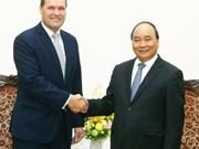 Le Premier ministre Nguyen Xuan Phuc reçoit l'ambassadeur tchèque