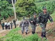 Le Comité mixte Vietnam-Chine sur la frontière terrestre se réunit