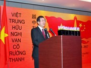 Les 67 ans de liens diplomatiques Vietnam-Chine célébrés à Guangzhou