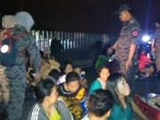 La Malaisie arrête nombre d'étrangers en situation irrégulière