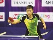 Nguyên Anh Tu, l'«oiseau rare» du tennis de table vietnamien