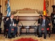 La Grèce souhaite développer la coopération multiforme avec HCM-Ville