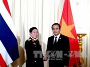 Promotion de la coopération dans la défense Vietnam-Thaïlande