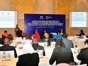 APEC : les essentiels de la 5e journée de travail de la SOM 1