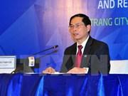 Le Vietnam a proposé des initiatives majeures pour l'APEC 2017