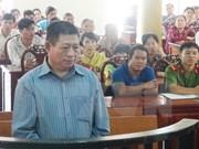 Un Cambodgien condamné pour meurtre et usage illicite d'arme au Vietnam